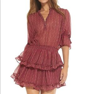 BNWT Misa Los Angeles size small dress available!